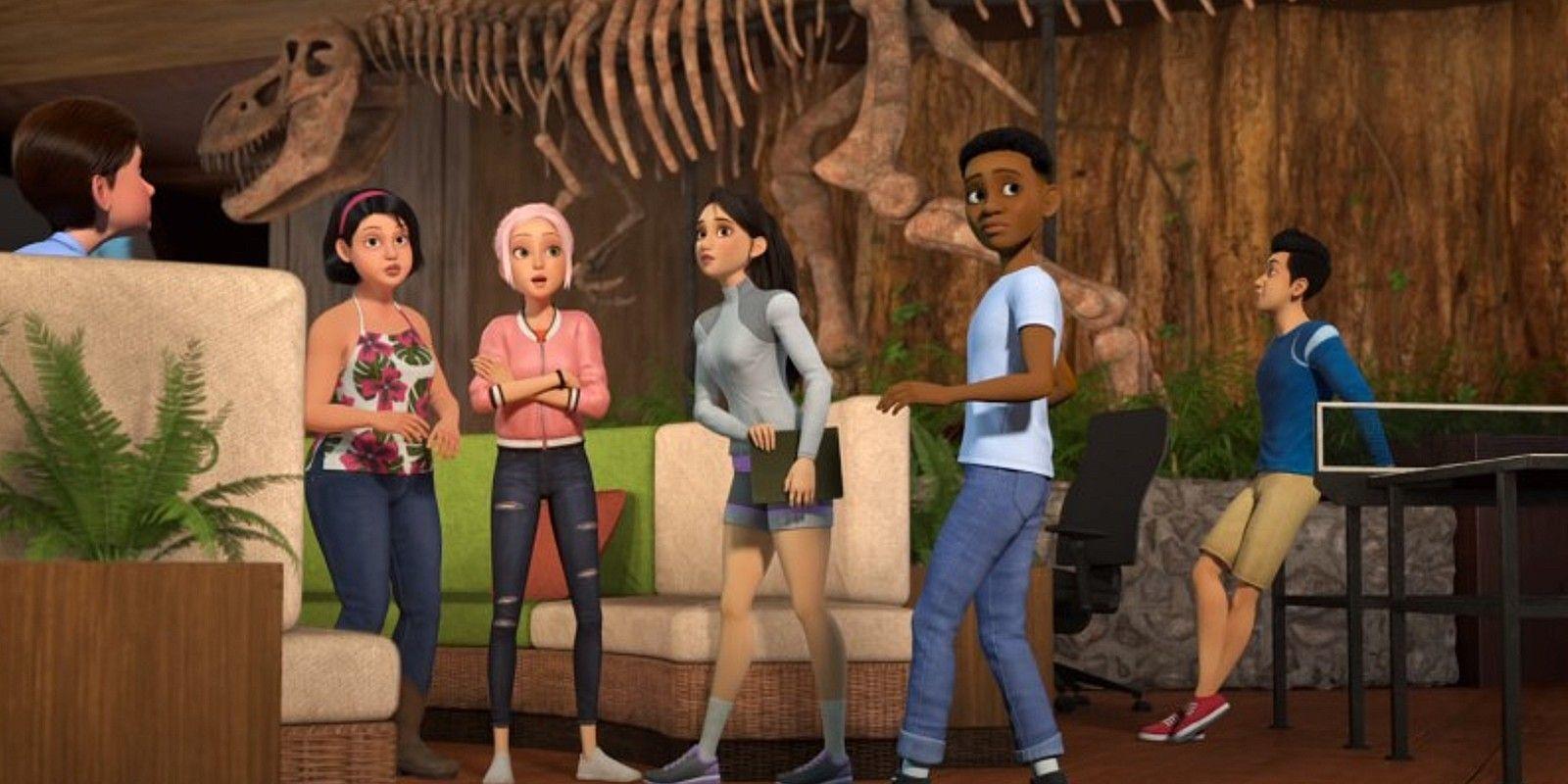 Jurassic World: Camp CretaceousSeason 2
