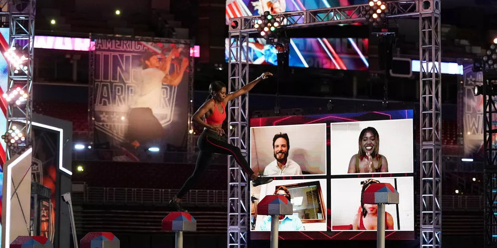 American Ninja Warriors Filming Locations