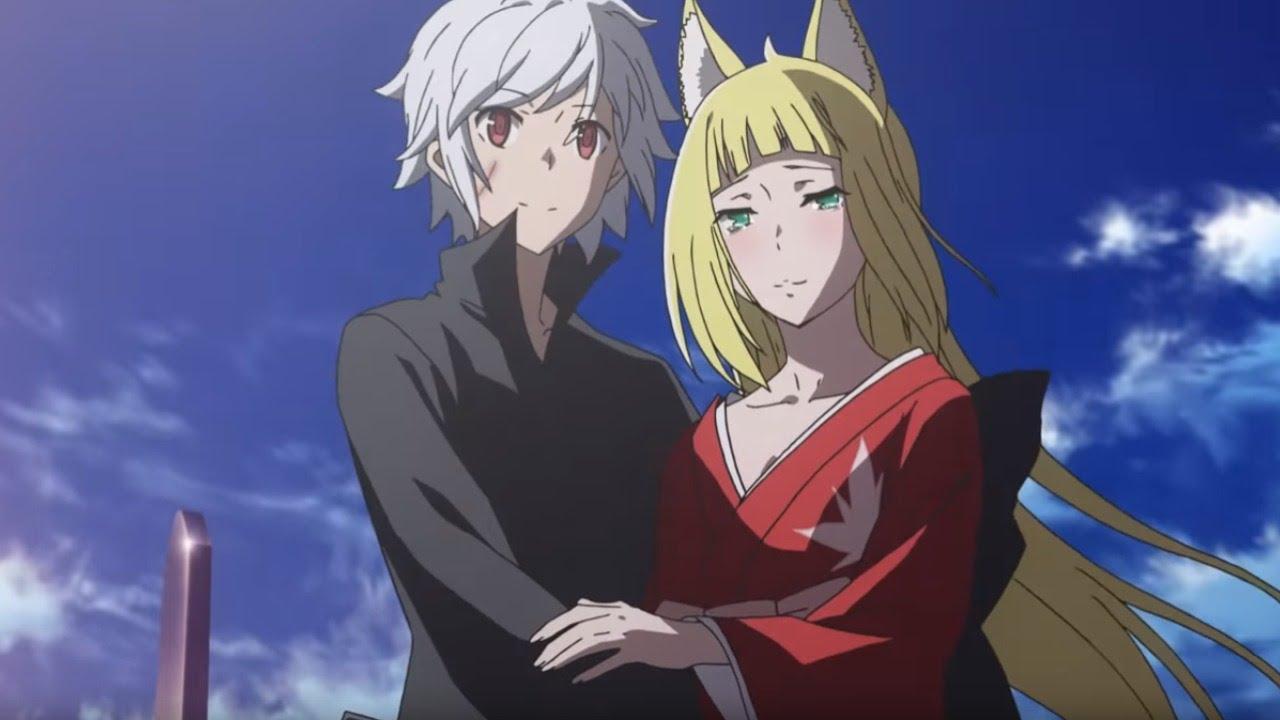 DanMachi Arrow of Orion | Dungeon anime, Anime, Danmachi anime