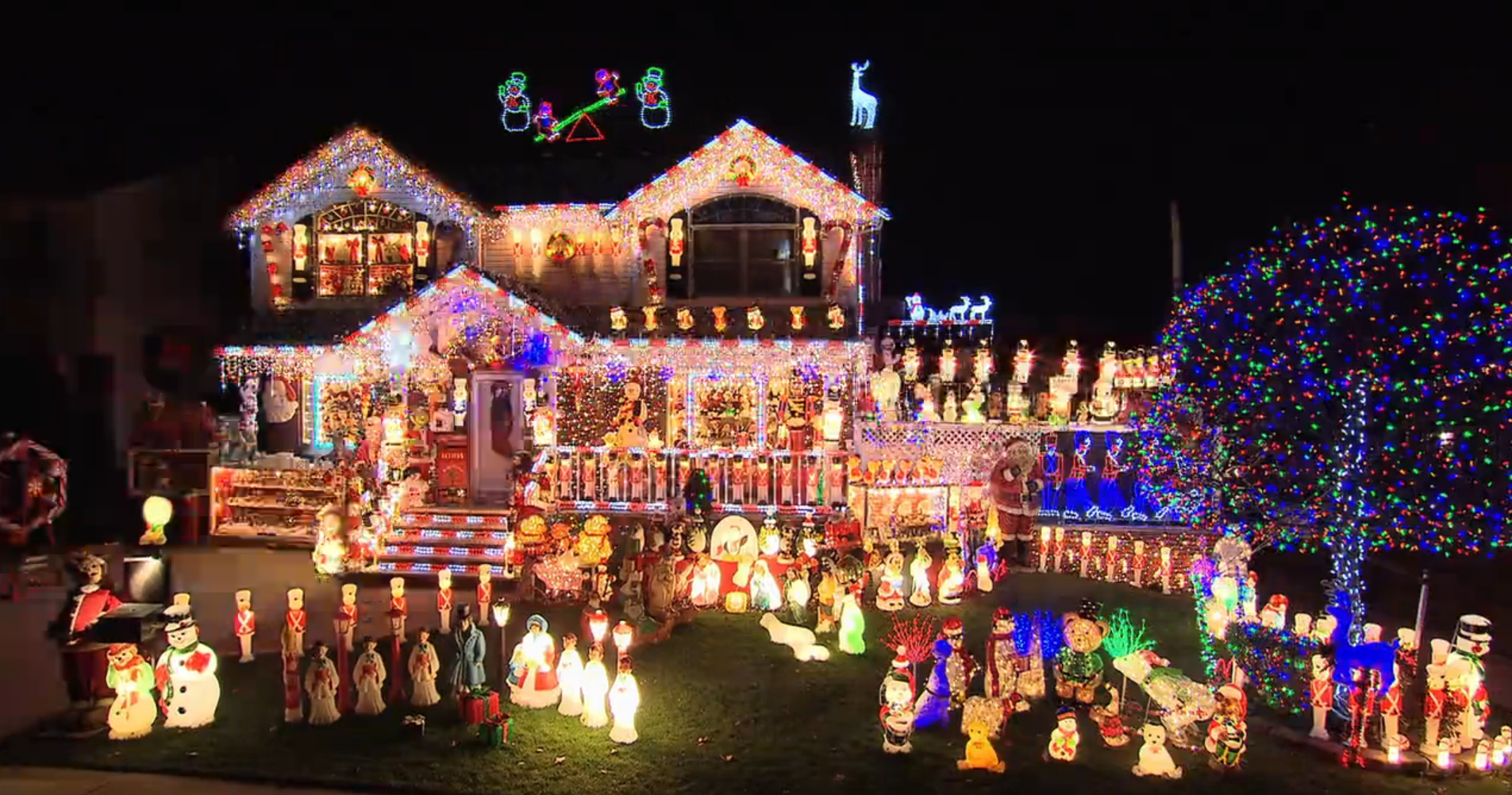 Great Christmas Light Fight 2021 Contestants Where Is The Great Christmas Light Fight Filmed Tv Show Filming Locations