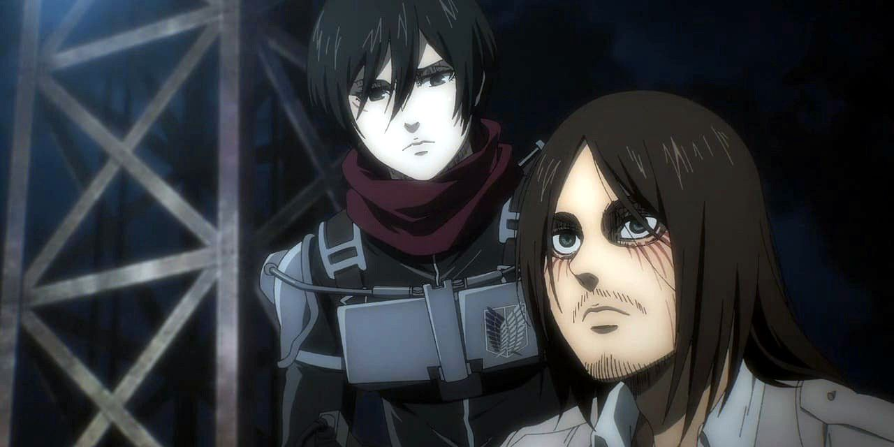 Will Eren and Mikasa End Up Together in Attack on Titan?