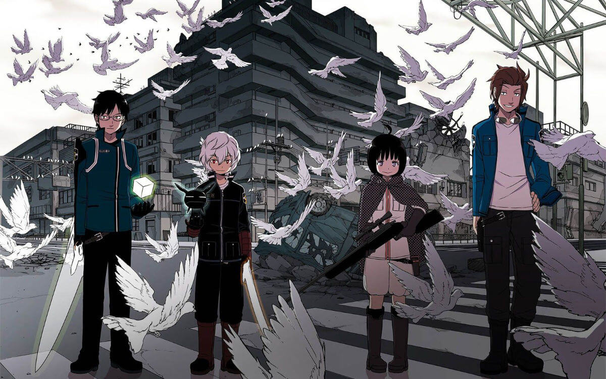 World Trigger Season 3 Release Date Confirmed. New Season to Air in 2021.