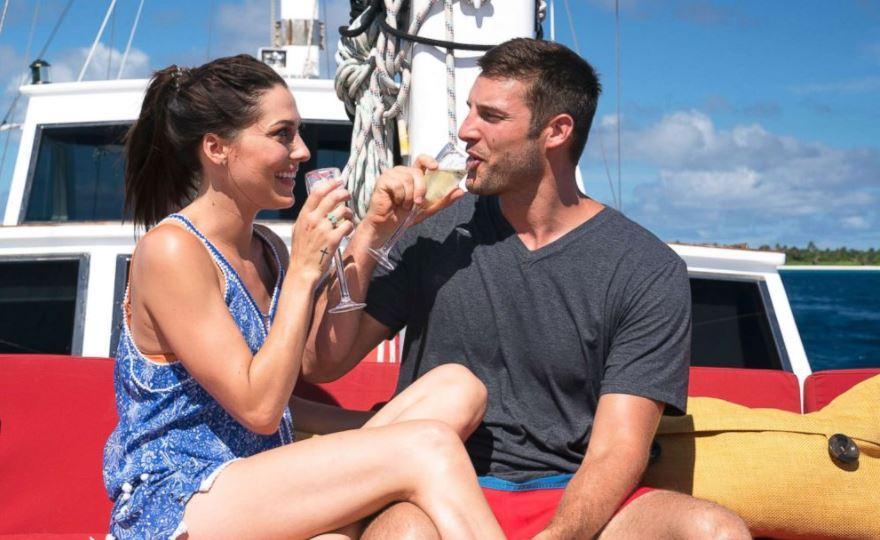 Are Becca and Garrett still together?  Why did Becca and Garrett break up?