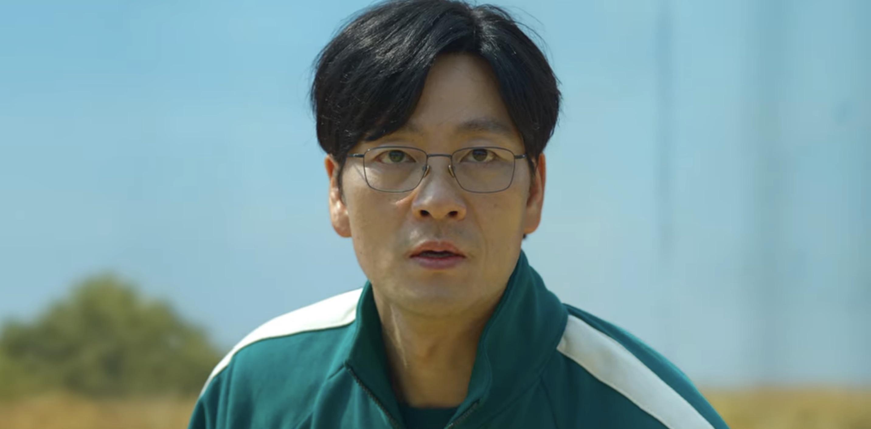 Does Sangwoo 218 Die In Squid Game