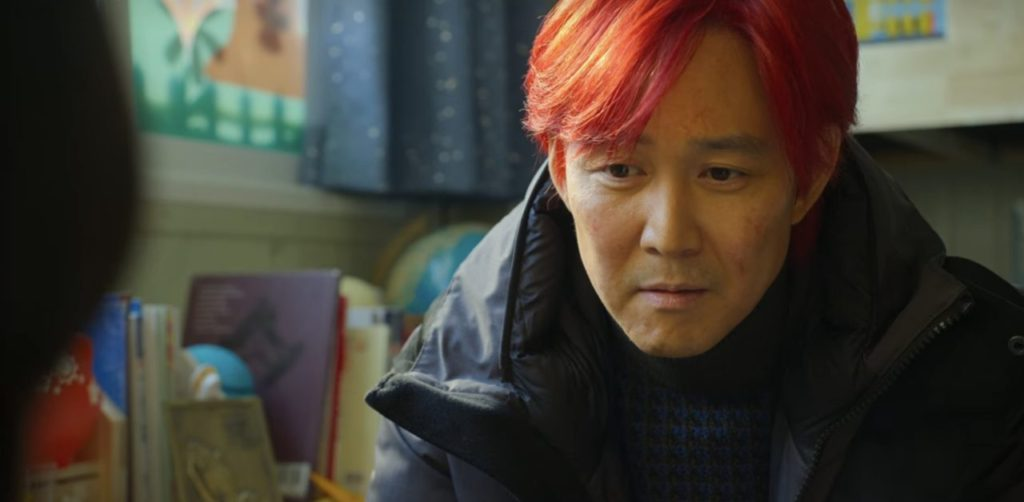 Why Did Gi-hun Dye His Hair Red in Squid Game?