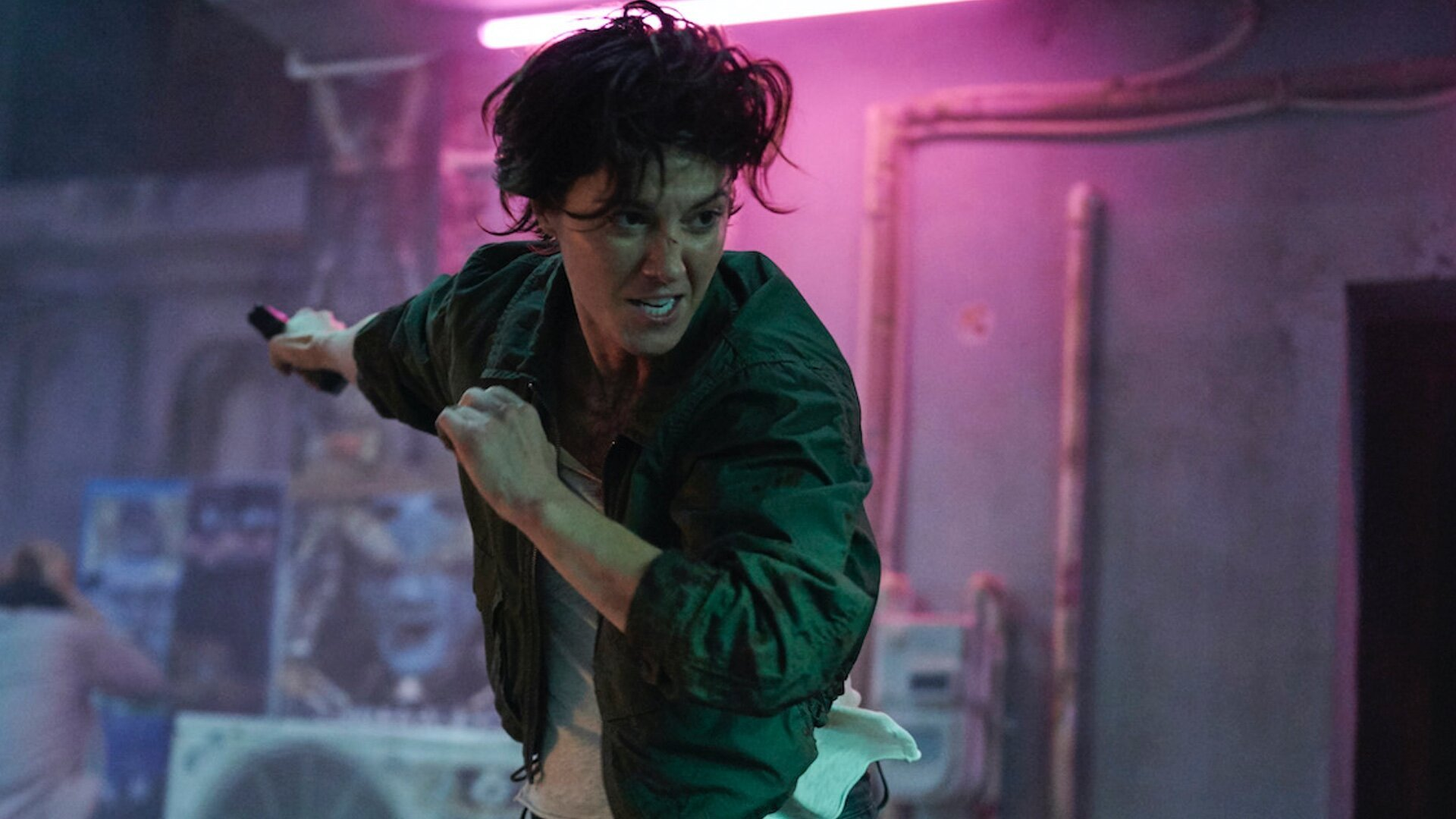Kate Review: A Predictable and Dull Rehash of Better Action Movies